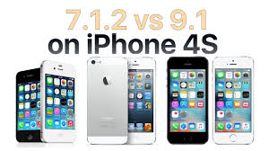 Iphone 4 Iphone 4s Comparison Chart All Differences Between The Iphone 4 And Iphone 4s