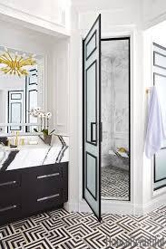 Black And White Bathroom Designs Interesting Decoration