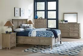 Whittier WoodBedroomAlder Wood McKenzie Storage BedPanel40 Drawers Amazing Mckenzie Bedroom Furniture
