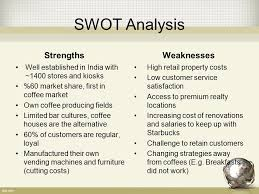 Weaknesses Of Vending Machines Interesting Pest And Swot Analysis Of Coffee Shops Essay Service Voessayhbfy
