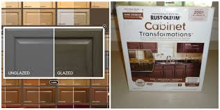 decorating using alluring rustoleum cabinet transformation