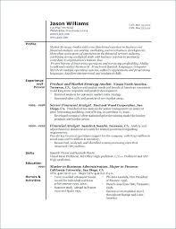 American Format Resume Good Resume Layout American Resume Format