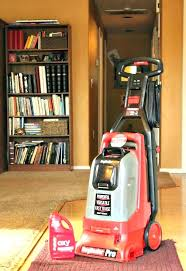 deep clean rug doctor pro with cleaner