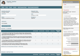 Professional Goals List Create A Summative Document Eduphoria