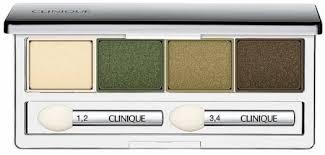 <b>Clinique All About Shadow</b> Quad Eye Shadows On Safari 4.8g ...