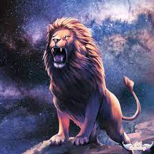Galaxy Lion Wallpapers - Wallpaper Cave