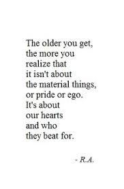 Growing Old Quotes Custom Growing Old Helps You See What Is Important In Life REFLECTIONS