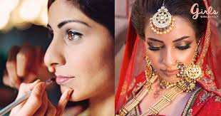 top 10 bridal makeup artists to solve your wedding makeup woes
