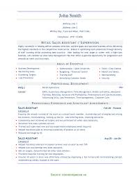 sales assistant cv example typical sales assistant cv example sales assistant sample resumes