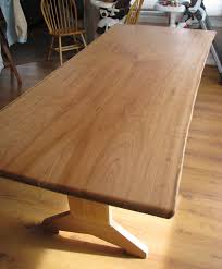 cherry dining table. Live Edge Dining Table 8 Cherry L