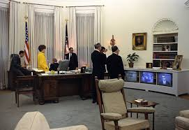 oval office history. LBJ Oval Office History I