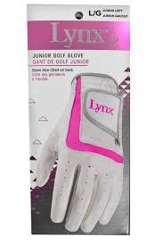 Lynx Junior Girls J Glove Rockbottomgolf Com