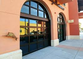 glass garage door in kitchen. Perfect Glass Glass Garage Doors Cost Door Fabulous Prices Commercial  For Sale Modern   Throughout Glass Garage Door In Kitchen