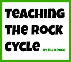 best teaching rock cycle images teaching  teaching the rock cycle by mj krech really good hands on activities to
