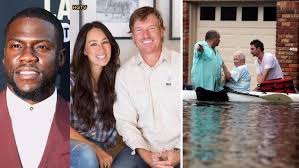 Fixer Upper's' Chip and Joanna selling T-shirts to help Hurricane ...