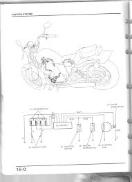 honda rebel 125 250 450 • view topic ignition system wiring image this is an isolation wiring diagram