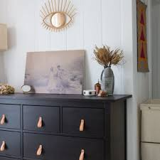 micro makeovers diy drawer knobs will totally transform your dresser