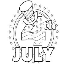 Check out our great selection of fourth of july coloring pages for kids. Free Printable 4th Of July Coloring Pages For Kids