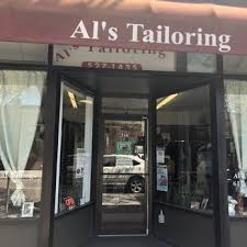 Al's Tailoring - 41 Reviews - Sewing & Alterations - 346 Watertown St,  Newton, MA - Phone Number - Yelp