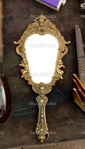 Antique Hand Mirrors Vintage Handheld Mirror Antique Hand Mirrors R