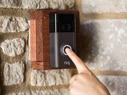 Ring Security Light Costco Watch Your Front Porch With The Ring Video Doorbell 2 For