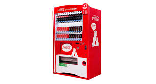 What Did First Vending Machines In Us Dispense Stunning 48 Things You Didn't Know About Vending Machines The CocaCola Company