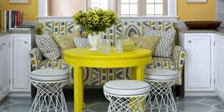 how to repurpose old furniture.  Furniture Dining Area With Yellow Walls And Table And How To Repurpose Old Furniture M