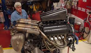 mclaren f1 engine wallpaper. jay leno and the v12 f1 engine built by bmw from his photo mclaren wallpaper