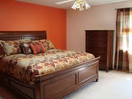 Coral Bedroom Paint Wall Colors Are Wet Coral And Victorian Pearl Behr Paint From