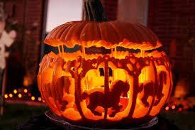 Elephant Pumpkin Carving Pattern New 48 Mindblowing Halloween Pumpkin Carvings Picture Gallery