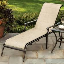 outdoor chaise lounge sling replacement with regard folding lawn chairs arm pool bedroom chez sofa two person indoor mesh chair metal leather modular grey
