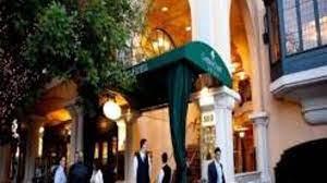 garden court hotel restaurant palo
