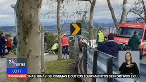 Rali Rampa de Murça. Despiste provoca dois mortos e oito feridos