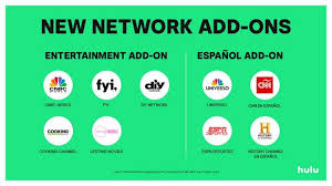 hulu adds spanish age entertainment tiers to live tv offering