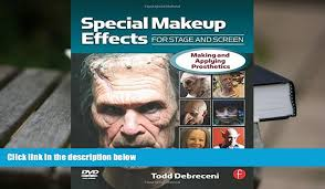 pdf special makeup effects for se and screen making applying