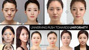 i can t stop looking at these south korean women who ve had plastic surgery