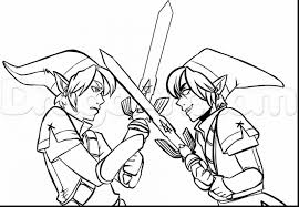 Coloring Pages Zelda Best Collections Of 16 Coloring Pages Zelda