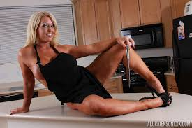 Alura Jenson XXX Alura Jenson In Dining In The Kitchen I Was Just.