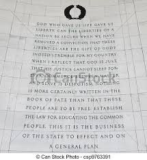 Stock Photography of Thomas Jefferson Quotes - Inscription on the ... via Relatably.com