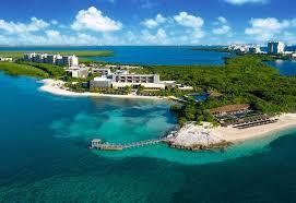 Nizuc Resort and Spa, Cancun, Aerial View
