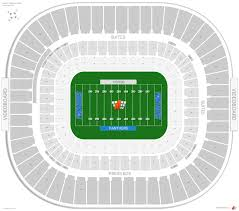 Gillette Seating Chart With Rows Curious Gillette Stadium Seating Chart Row Numbers Gillette