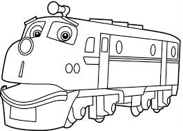 Small Picture Kids Chuggington Coloring Pages Cartoon Coloring pages of