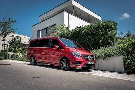 O mpv de grande porte baseado no vito. 2020 Mercedes Benz V Class Puts On The Fancy Red Dress For Frankfurt Motor Show Autoevolution