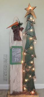 My Spare Time Designs: For Sale Friday! Lighted Christmas TreesLighted ...