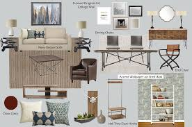 interior design portfolio for 15 17