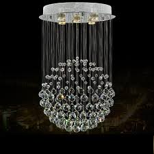dining room creative of crystal lighting fixtures modern luxury spiral for attractive residence chandelier pendant lights