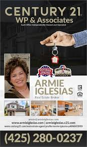 CENTURY 21 WP & Associates - Armie Iglesias