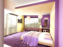 purple and yellow bedroom comfortable soft white decoration with decorating ideas