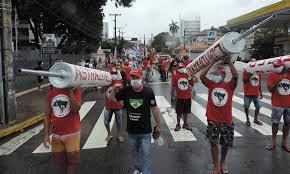 Com ato em SP, protestos contra Bolsonaro que já ocorreram em 21 estados e  no DF continuam pelo país - Jornal O Globo