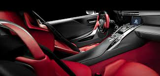 2013 lexus lfa price. red leather interior of a luxurious car lexus lfa 2013 lfa price